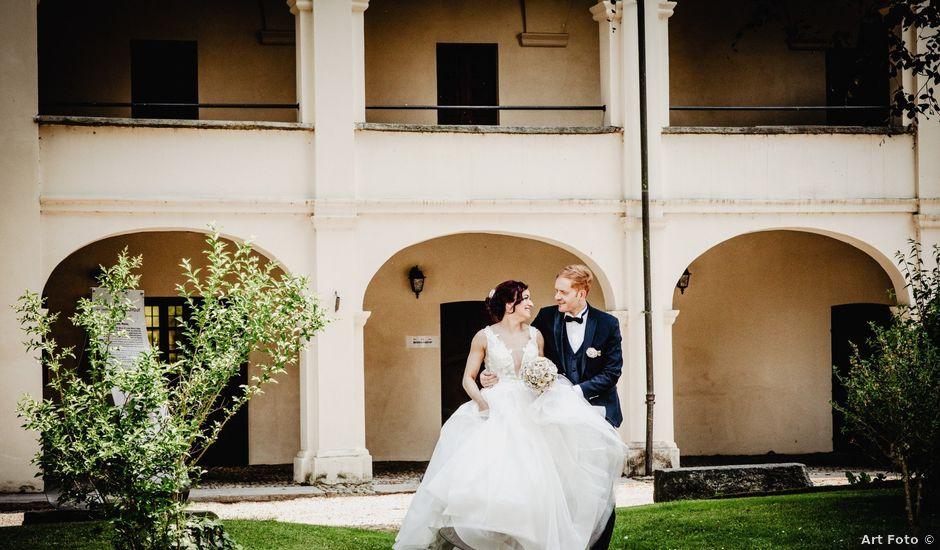 Il matrimonio di Alessio e Orsola a Cavour, Torino
