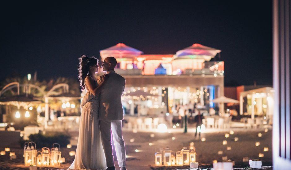 Il matrimonio di Erika e Nicola a Viareggio, Lucca