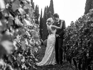 Le nozze di Anna e Sirus