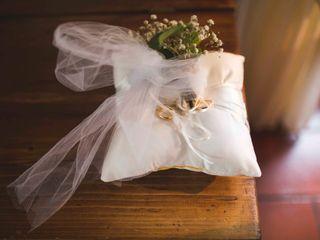 Le nozze di Giorgia e Elia 1