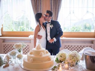 Le nozze di Giorgia e Elia