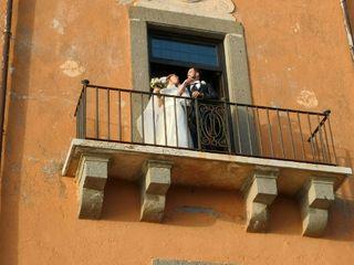Le nozze di Alessandra e Danilo