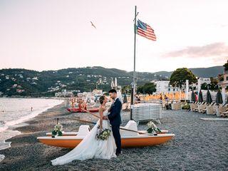 Le nozze di Vittoria e Jonathan