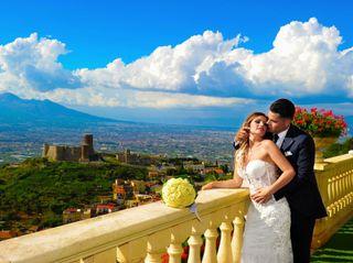 Le nozze di Teresa e Roberto