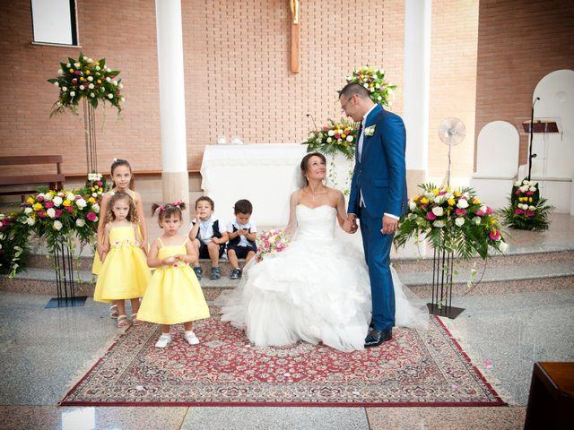 Il matrimonio di Luca e Fabrizia a Sulmona, L'Aquila 22