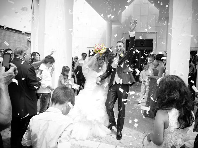 Il matrimonio di Luca e Fabrizia a Sulmona, L'Aquila 24