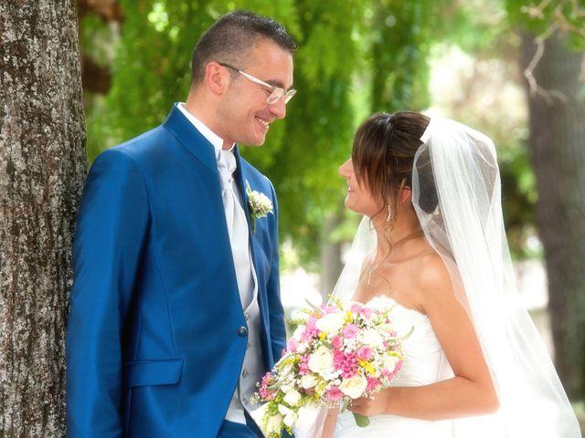 Il matrimonio di Luca e Fabrizia a Sulmona, L'Aquila 30