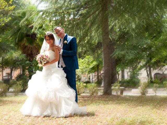 Il matrimonio di Luca e Fabrizia a Sulmona, L'Aquila 32