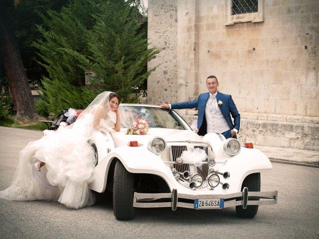 Il matrimonio di Luca e Fabrizia a Sulmona, L'Aquila 33