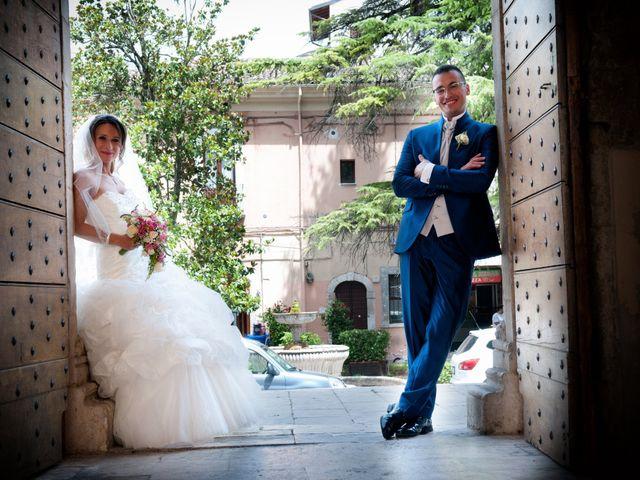Il matrimonio di Luca e Fabrizia a Sulmona, L'Aquila 37
