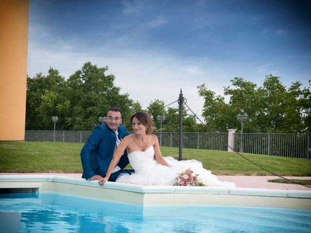 Il matrimonio di Luca e Fabrizia a Sulmona, L'Aquila 43