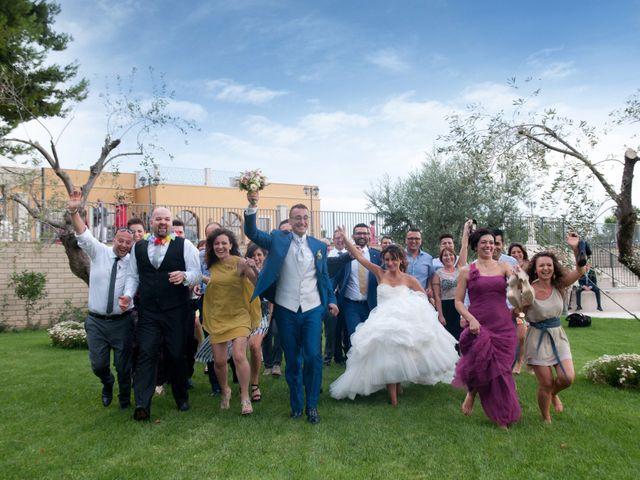 Il matrimonio di Luca e Fabrizia a Sulmona, L'Aquila 45
