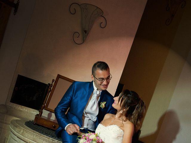 Il matrimonio di Luca e Fabrizia a Sulmona, L'Aquila 46