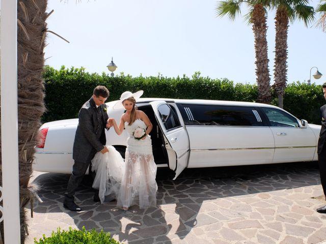 Il matrimonio di Antonio e Ilenia a Petacciato, Campobasso 8