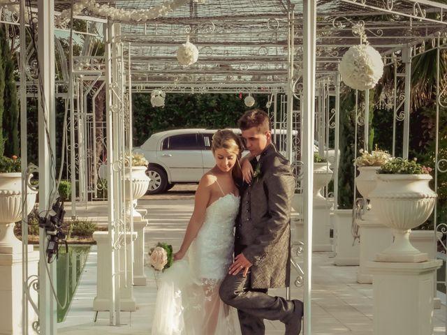 Il matrimonio di Antonio e Ilenia a Petacciato, Campobasso 16