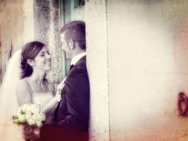 Le nozze di Vanessa e Mario
