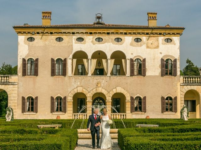 Il matrimonio di Sirus e Anna a San Pietro in Cariano, Verona 10