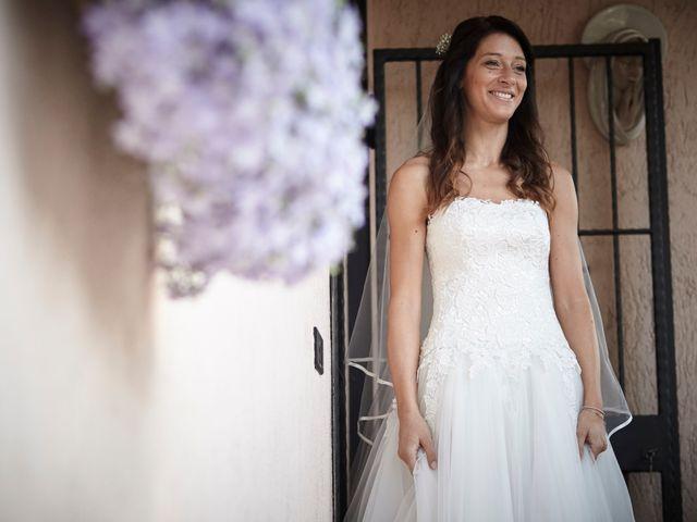Il matrimonio di Mattia e Manuela a Comignago, Novara 7