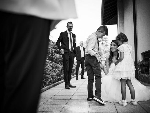 Il matrimonio di Mattia e Manuela a Comignago, Novara 8