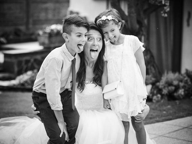 Il matrimonio di Mattia e Manuela a Comignago, Novara 10