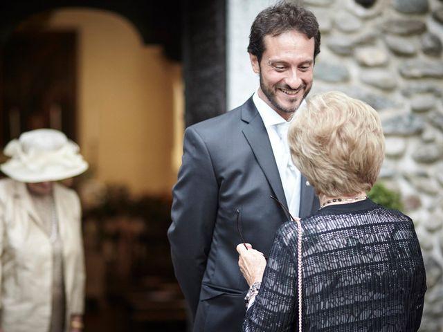 Il matrimonio di Mattia e Manuela a Comignago, Novara 11