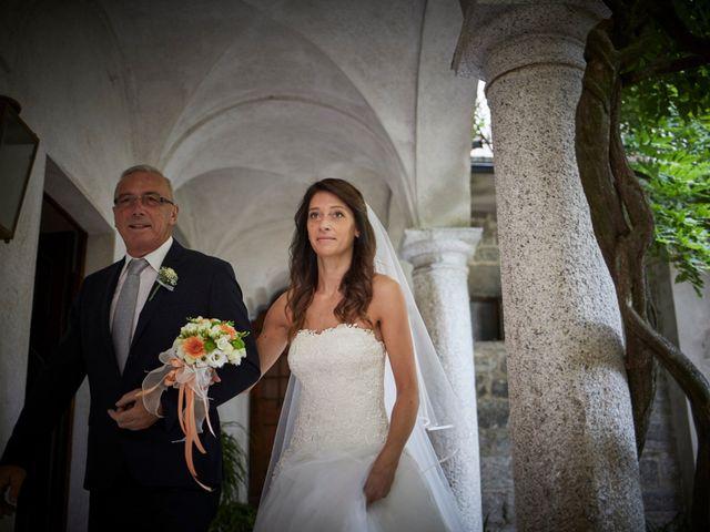 Il matrimonio di Mattia e Manuela a Comignago, Novara 12