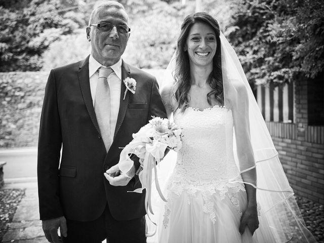 Il matrimonio di Mattia e Manuela a Comignago, Novara 14