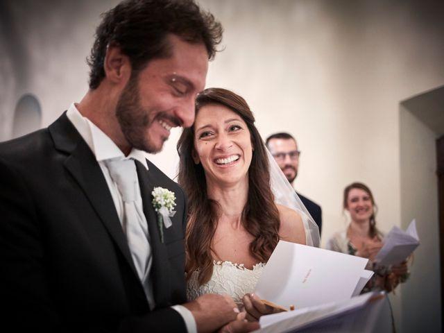 Il matrimonio di Mattia e Manuela a Comignago, Novara 15