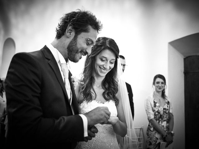 Il matrimonio di Mattia e Manuela a Comignago, Novara 16