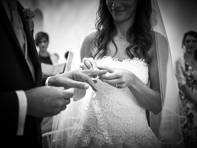 Il matrimonio di Mattia e Manuela a Comignago, Novara 17