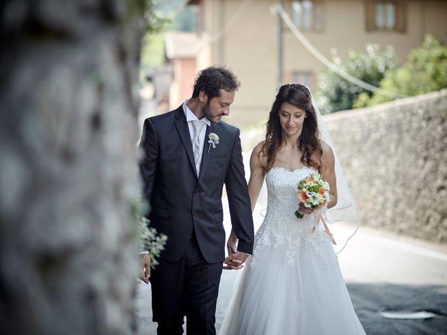 Il matrimonio di Mattia e Manuela a Comignago, Novara 21