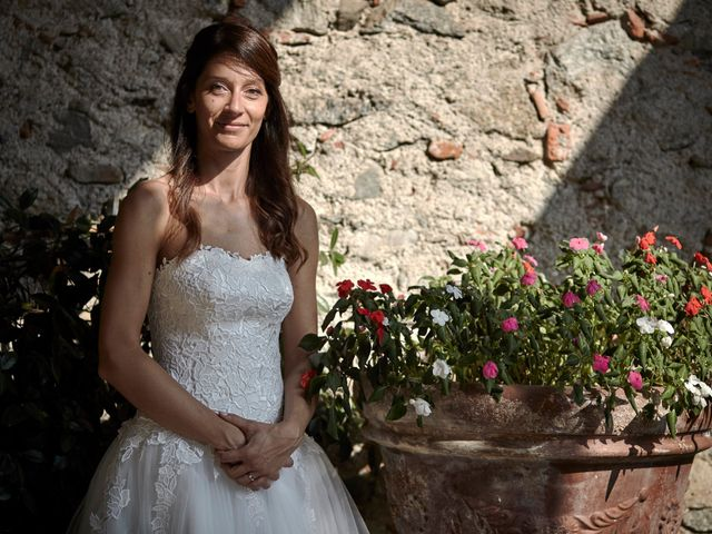 Il matrimonio di Mattia e Manuela a Comignago, Novara 23