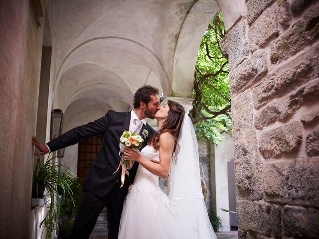 Il matrimonio di Mattia e Manuela a Comignago, Novara 24