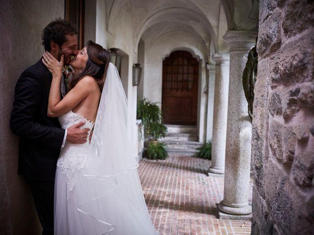 Il matrimonio di Mattia e Manuela a Comignago, Novara 1