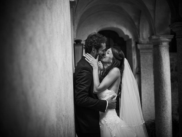 Il matrimonio di Mattia e Manuela a Comignago, Novara 25