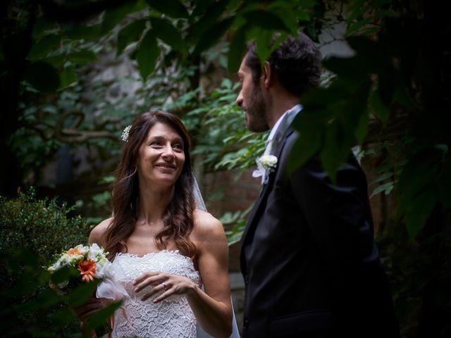 Il matrimonio di Mattia e Manuela a Comignago, Novara 26