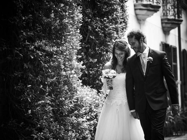 Il matrimonio di Mattia e Manuela a Comignago, Novara 27
