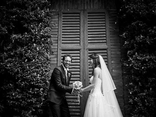 Il matrimonio di Mattia e Manuela a Comignago, Novara 29