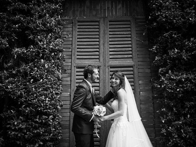 Il matrimonio di Mattia e Manuela a Comignago, Novara 30