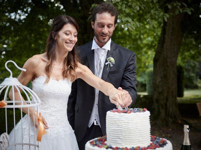 Il matrimonio di Mattia e Manuela a Comignago, Novara 31
