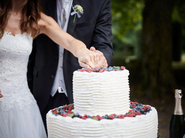 Il matrimonio di Mattia e Manuela a Comignago, Novara 32