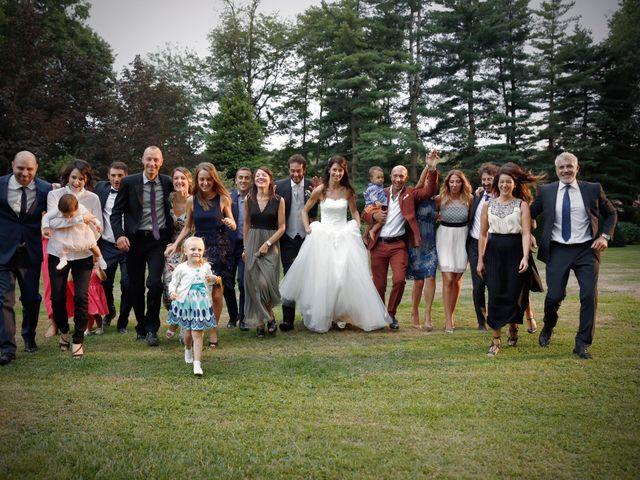 Il matrimonio di Mattia e Manuela a Comignago, Novara 34