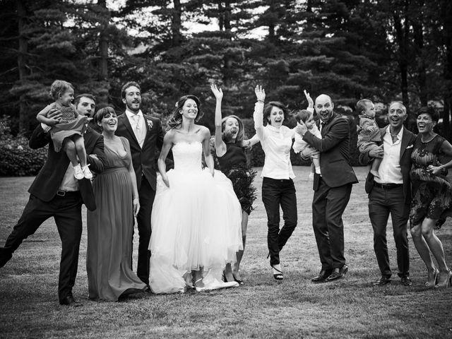 Il matrimonio di Mattia e Manuela a Comignago, Novara 35
