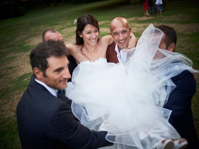 Il matrimonio di Mattia e Manuela a Comignago, Novara 36