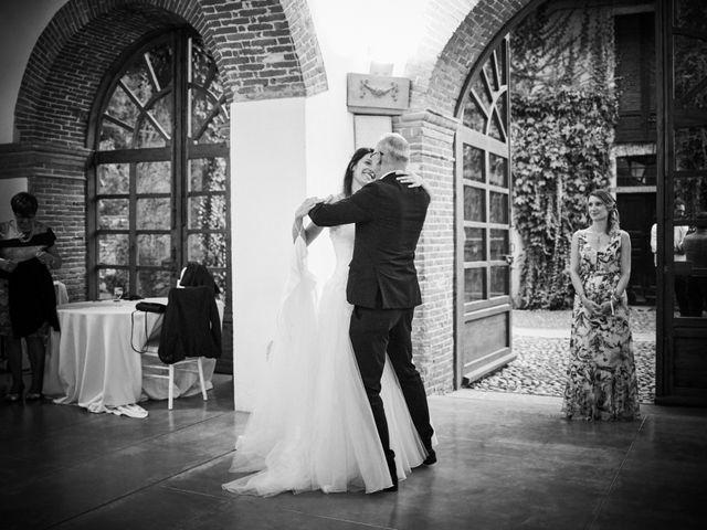 Il matrimonio di Mattia e Manuela a Comignago, Novara 40