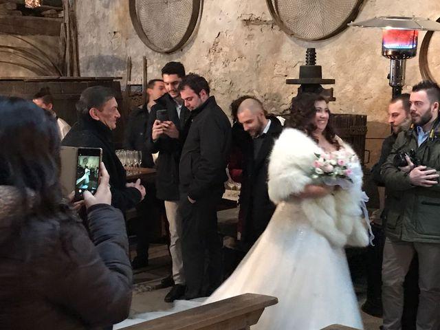 Il matrimonio di Mirko e Francesca a Torre de' Roveri, Bergamo 8