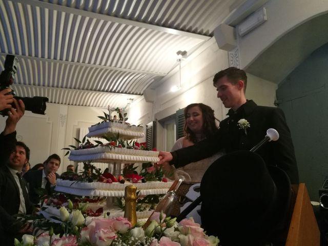 Il matrimonio di Mirko e Francesca a Torre de' Roveri, Bergamo 11