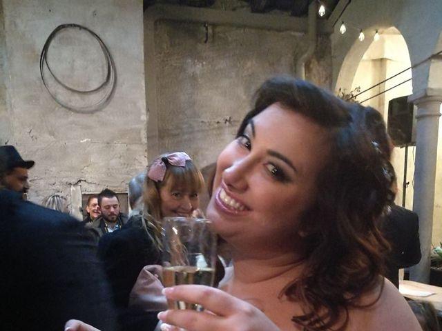 Il matrimonio di Mirko e Francesca a Torre de' Roveri, Bergamo 12