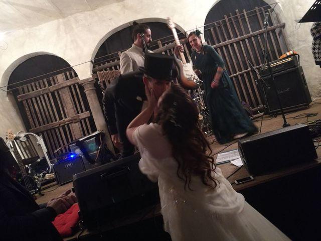 Il matrimonio di Mirko e Francesca a Torre de' Roveri, Bergamo 13