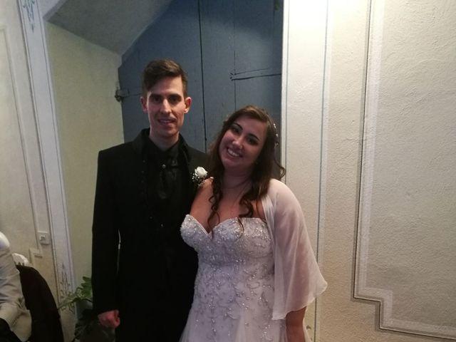 le nozze di Francesca e Mirko